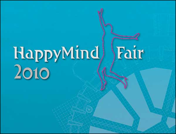 Happy Mind Fair grafisch werk