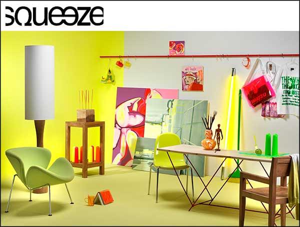 Studio ernst voor squeeze for Interieur queer